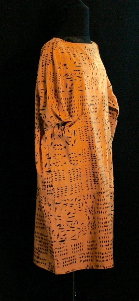 Robe oversize Après la mousson